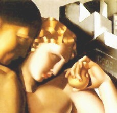 Eve and Adam, painting by Tamara de Lempicka, 1932