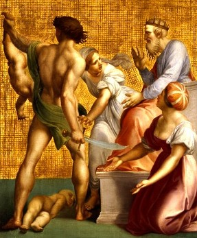Bible Kings: The Judgement of Solomon, Guiseppe Cades