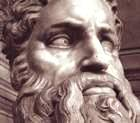 Moses, by Michelangelo