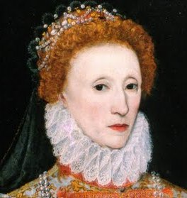 Some other powerful women: Elizabeth 1 of England
