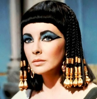 Jezebel was born a princess of Phoenicia, so she was certainly familiar with ancient Egyptian fashions