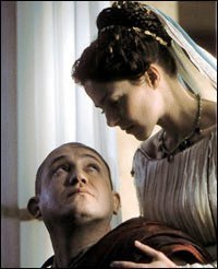 The wife of Pontius Pilate advises her husband