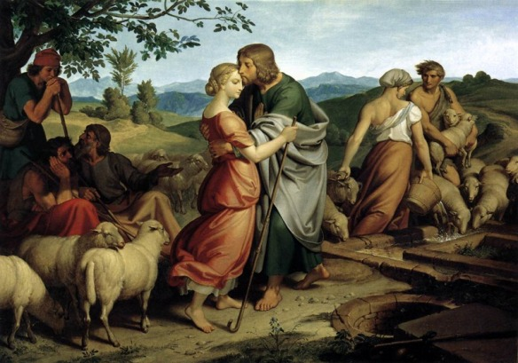 The Meeting of Rachel and Jacob