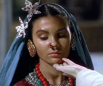 The unhappy concubine