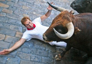 Circumcision in the Bible: 'Running of the bulls' is a modern-day rite of passage