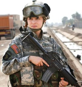 Bible Heroines: Deborah. Woman soldier equipped for battle