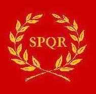 Bad men in the Gospels: Pontius Pilate, SPQR - the Senate and the People of Rome - summoned up the power and might of ancient Rome