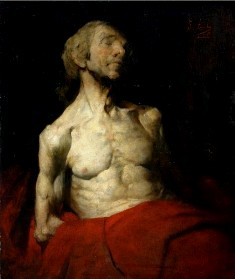 Lazarus, by Franciszek Zmurko