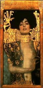 Judith, painting by Gustav Klimt