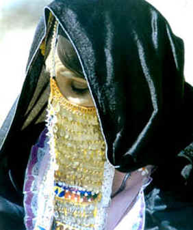 BIBLE WOMEN: RACHEL: BEDOUIN WOMAN