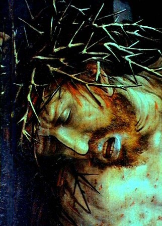 Crucifixion, Mattias Grunewald