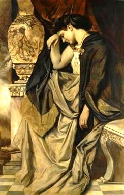 Painting by Anselm Feuerbach