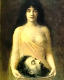 Salome, by Jean Benner