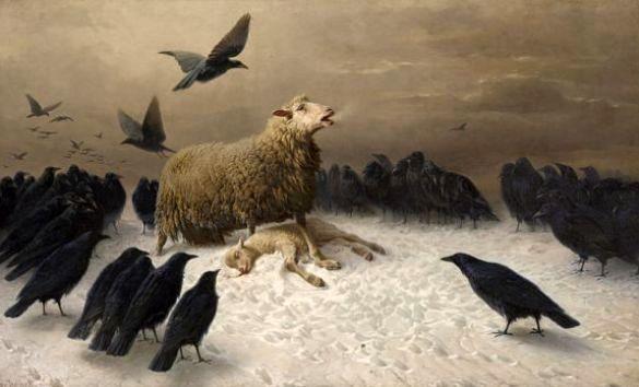 Anguish, Augustus Friedrich Albrecht Schenck