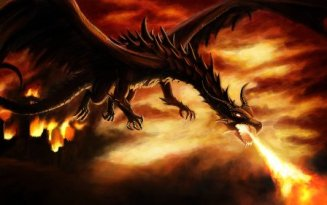 Bible Book of Amos: The Dragon of Chaos