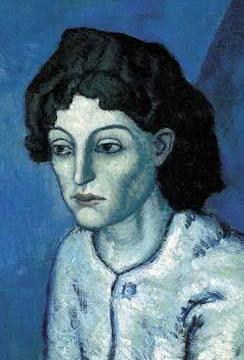 Woman with crossed arms, Picasso