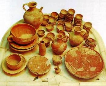 1st century pottery excavated in Israel