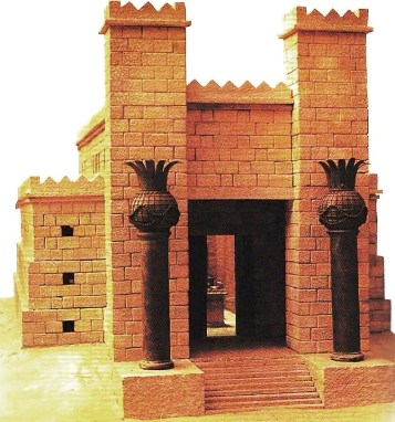 Reconstruction of Solomon's Temple, Amsterdam