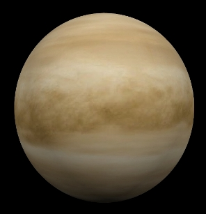 Venus clouds