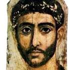 Bible Kings - Fayum coffin portrait