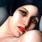 Bad women of the Bible: Lempicka painting
