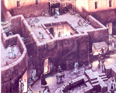 What Were Houses Like In Ancient Israel