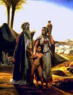 WOMEN IN THE BIBLE: HAGAR IS SENT INTO THE DESERT