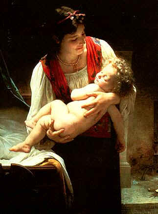 Women in the Bible: Hagar, mother and child
