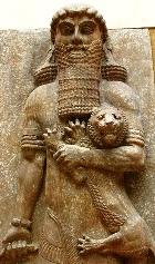 Statue of Nebuchadnezzar, Louvre
