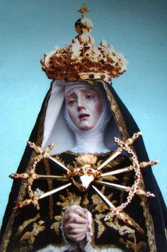 Madonna: The Woman of Sorrows