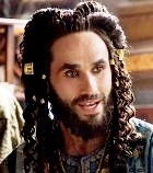 Herod the Great as portrayed in the TV series 'Rome'