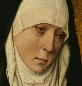 Mater Dolorosa - the Sorrowing Mother