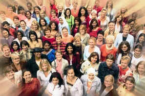 Women in the Bible: women of all races and nations
