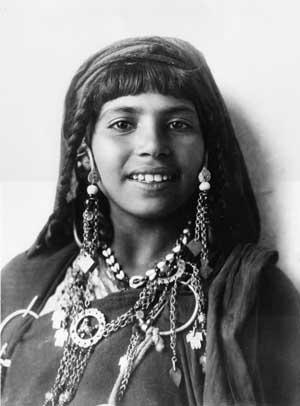 Egyptian girl Lehnert and Landrock