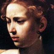 Bible study ideas: The face of Judith in Caravaggio's 'Judith and Holofernes'