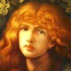 Mary Magdalene, by Dante Gabriel Rosetti