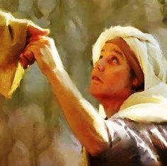 Women in the Bible: look up, not down