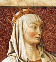 Esther Painting: A serene Queen Esther