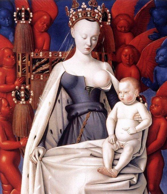 Madonna, Jean Fouquet