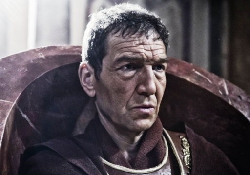 Pontius Pilate, from a modern movie