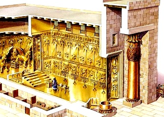 Reconstruction of Solomon's Temple