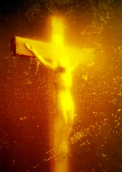 Blasphemy - Serrano's 'Piss Christ'