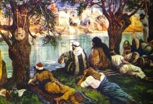 Christian Music, Va Pensiero, Chorus of the Hebrew Slaves from 'Nabucco', Giuseppe Verdi, By the waters of Babylon...