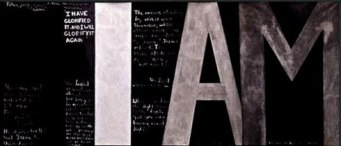 Colin McCahon, I AM painting