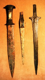Ancient Canaanite weapons