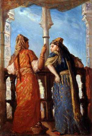 Basemath and Taphath, daughters of Solomon