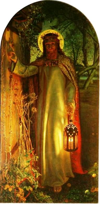 Christian Music, Jesu Joy of Men's Desiring, Light of the World, William Holman Hunt