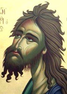 Icon of a Nazirite