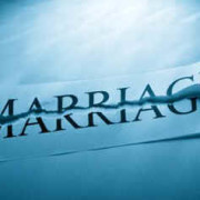 Hell, how to get there. Torn marriage certificate