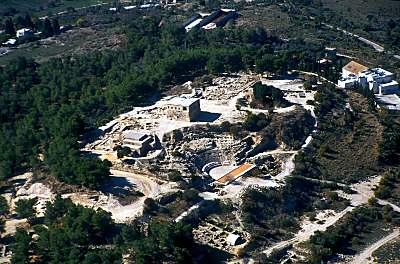 MARY MAGDALENE: BIBLE WOMEN: SEPPHORIS FROM THE AIR
